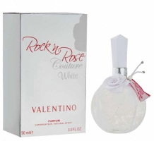 Rock'n Rose Couture New White